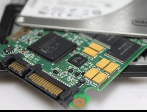 intel SSDドライブ 320 120GBからのデータ復旧