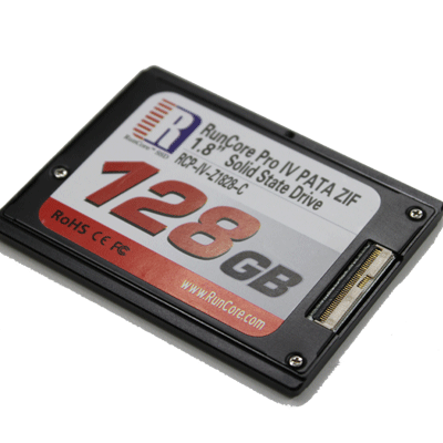 RunCore pro IV PATA ZIF 1.8inch