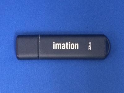 imation 32GB UFDPP32G30BK