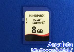 KINMAX SDHCカード KM-SDHC10X8G