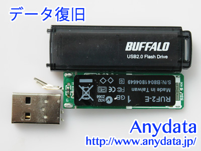 BUFFALO USBメモリー RUF2-E 1GB