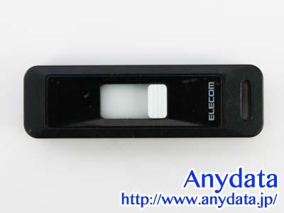 ELECOM エレコム USBメモリー MF-LSU316GBK 16GB 1