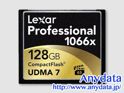 Lexer レキサー コンパクトフラッシュ CFカード LCF128CRBJP1066 128GB