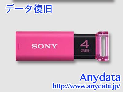 SONY ソニー USBメモリー ポケットビット 4GB