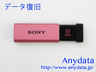 SONY ソニーUSBメモリー USM-8GT 8GB