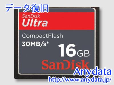 Sandisk サンディスク コンパクトフラッシュ CFカード Extreme 16GB