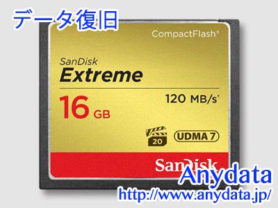 Sandisk サンディスク コンパクトフラッシュ CFカード Extreme Pro SDCFXS-016G 16GB