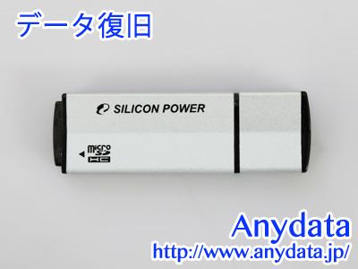 Silicon Power USBメモリー SP008GBUF2155V1T 8GB-