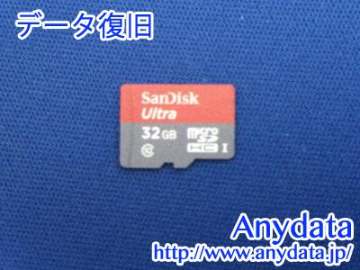 Sundisk サンディスク microSDカード 32GB