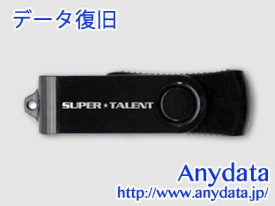 Super Talent スーパータレント USBメモリー STU8GPCS 8GB