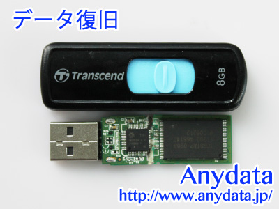Trancend トランセンド USBメモリー TS8GJF500E 8GB