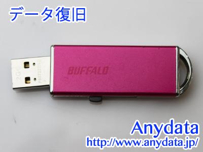 BUFFALO バッファロー USBメモリー TurboUSB RUF2-JS 2GB
