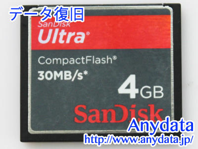 Sandisk CFカード コンパクトフラッシュ Ultra 4GB-1