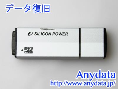 Silicon Power USBメモリー SP008GBUF2155V1T