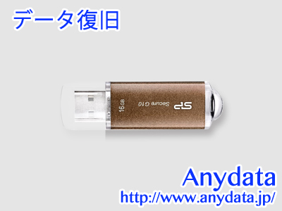 シリコンパワー Silicon Power USBメモリー SP016GBUF2G10V1Z 16GB