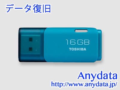 東芝 TOSHIBA USBメモリー 16GB