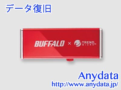 BUFFALO バッファロー USBメモリー RUF2-JV8GS-BK 8GB