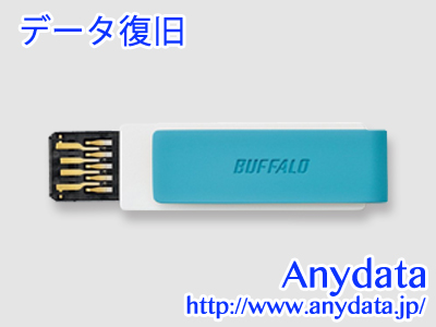 BUFFALO バッファロー USBメモリー RUF3-CP8G-TU 8GB