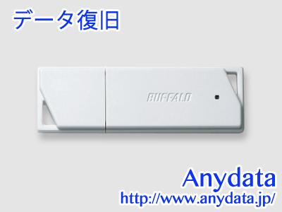 BUFFALO バッファロー USBメモリー RUF3-K16G-WH 16GB