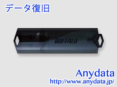 BUFFALO バッファロー USBメモリー YUF-4G-BK 4GB