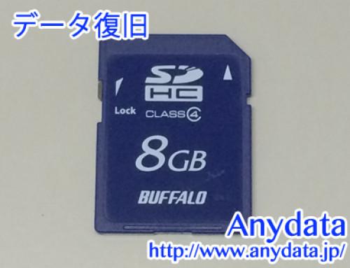 BUFFALO SDカード