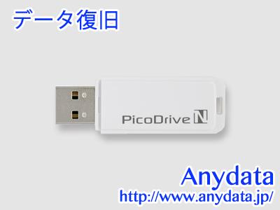 GREEN HOUSE グリーンハウス USBメモリー ピコドライブ N16GB