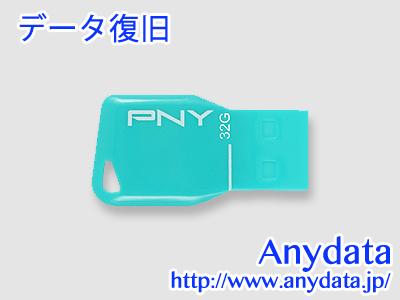 GREEN HOUSE グリーンハウス USBメモリー PNY UFDPKYS-32G 32GB