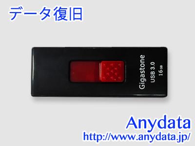 Gigastone ギガストーン USBメモリー 51D2200 16GB