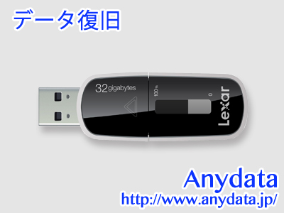 Lexar レキサー USBメモリー Echo MX 64GB