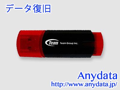 TEAM USBメモリー TG008GC111RT 8GB