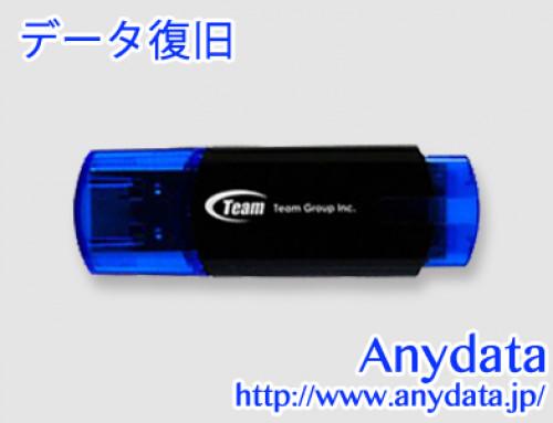 TEAM USBメモリー TG016GC111LT 16GB