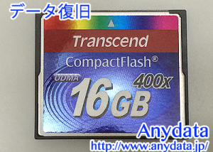 Transcend CFカード 16GB