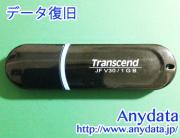 Transcend USBメモリー-1