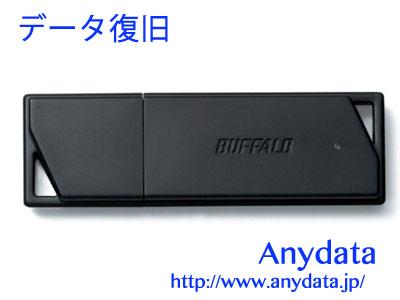 03 BUFFALO バッファロー USBメモリー RUF3-K16G-BK S 16GB
