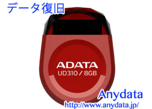 08 A-DATA USBメモリー DashDrive Durable UD310 8GB