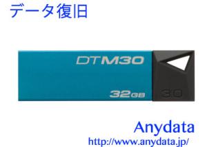 Kingston キングストン USBメモリー DataTraveler DTM30 32GBFR 32GB