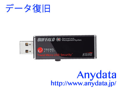 BUFFALO バッファロー USBメモリー RUF2-HSC-8GTVA5 8GB