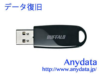 BUFFALO バッファロー USBメモリー RUF2-JUF16GS-BK 16GB