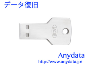 LaCie ラシー USBメモリー PetiteKey 16GB