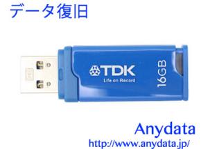 TDK USBメモリー Classic UFD16GE-CL3BLA 16GB