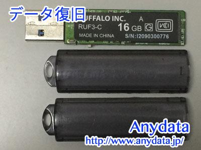 BUFFALO USBメモリー RFU3 16GB