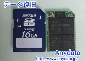 BUFFALO SDカード 16GB