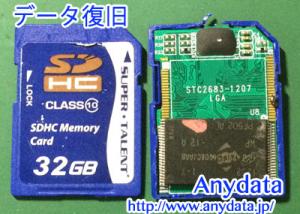 SUPER TALENT SDカード