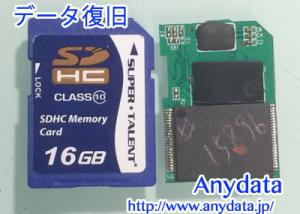 SUPER TALENT SDカード 16GB