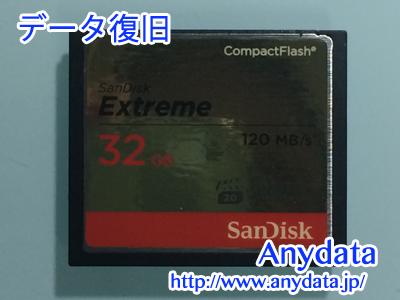 Sandisk CFカード 32GB