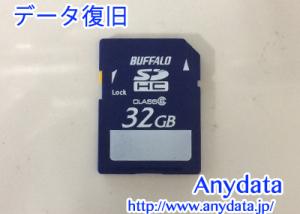 BUFFALO SDカード 32GB