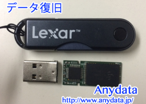Lexar USBメモリー