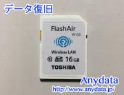 TOSHIBA製 SDカード 16GB
