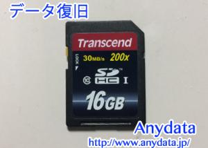 Transcend SDカード 16GB