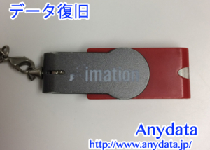 imation USBメモリー
